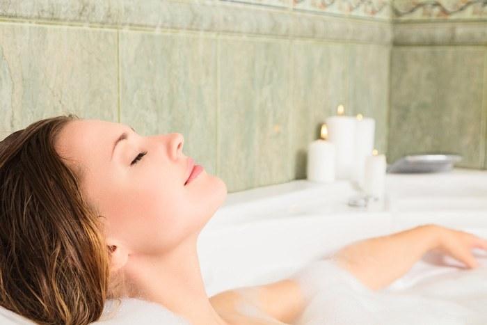 痩せ効果抜群!「呼吸を変える」だけでお風呂がエステサロンに