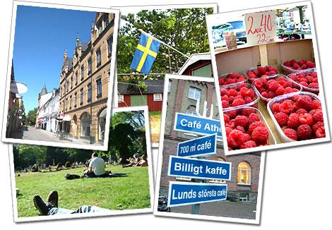 スウェーデンの写真