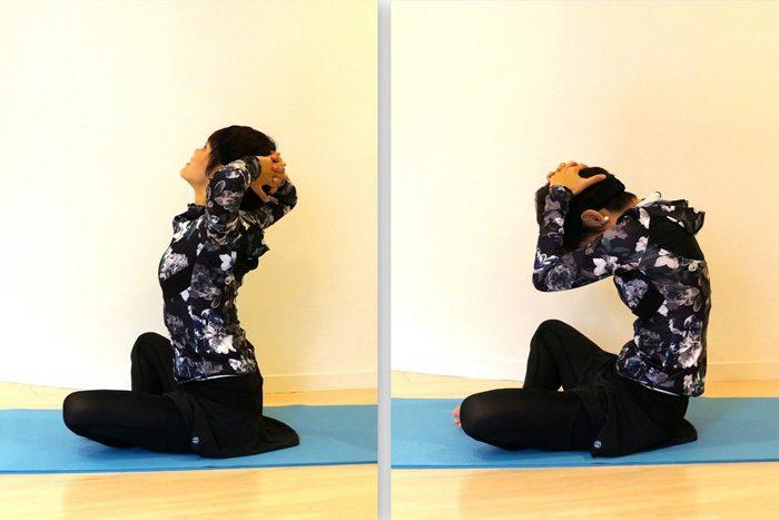 凝りがとれる!しつこい肩こりを解消する簡単ストレッチ~肩甲骨ストレッチ編~