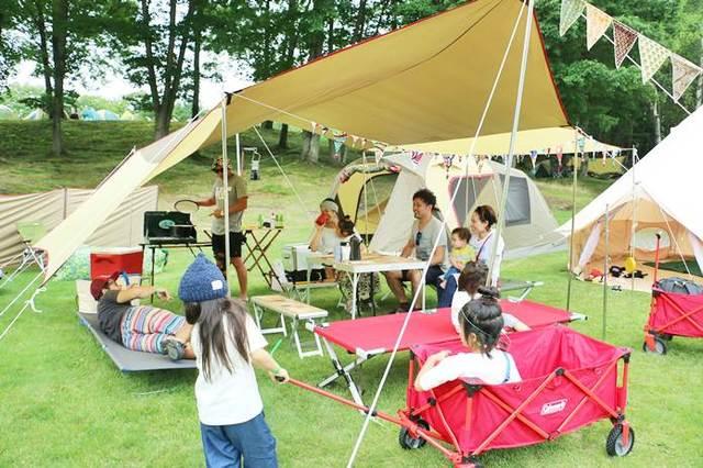 ここでしか出来ないキャンプがある!ニューアコで見つけた生粋のキャンパーたち