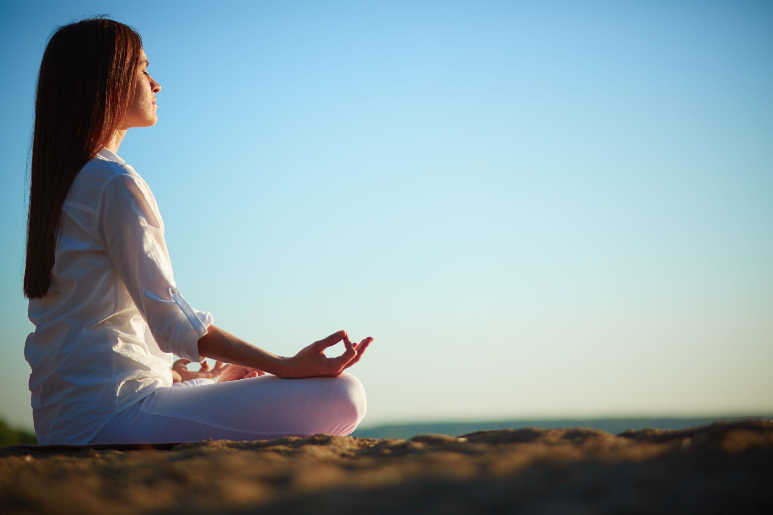 不安な気持ちを解消 1日3分からできる「瞑想」のすすめ