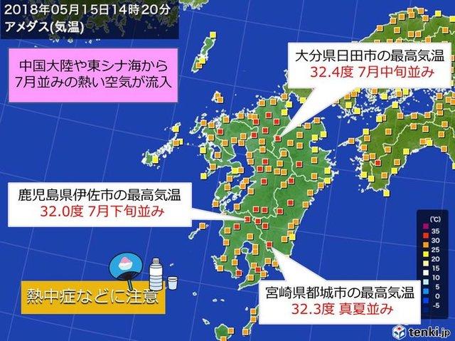 今週 の 天気 宮崎