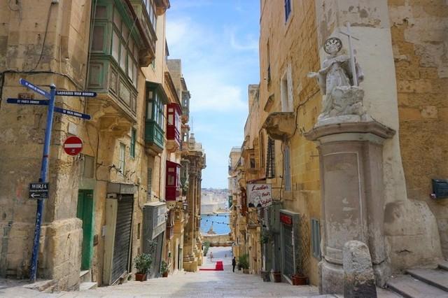 世界遺産の街】マルタ共和国の首...