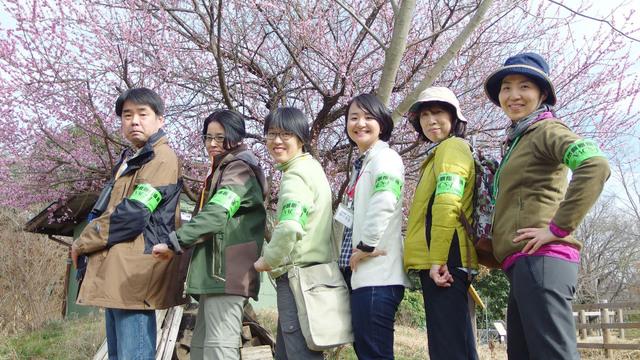 300 全国で活躍する自然観察指導員