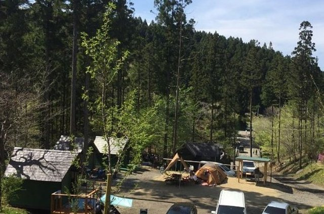 Nikko Nikko no Mori campground image