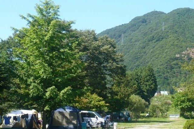 صورة موقع معسكر السيارات في Kinugawa Onsen