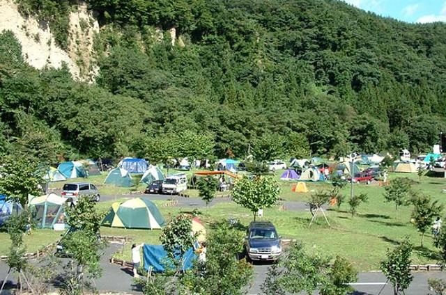 Yushima Auto Campground Image