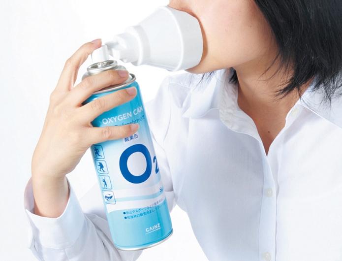 酸素スプレーの効果とは?使い方...