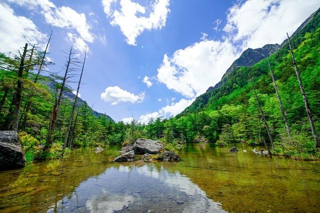 登山初心者こそ知っておきたい上高地の絶景ポイントと注意すべき事