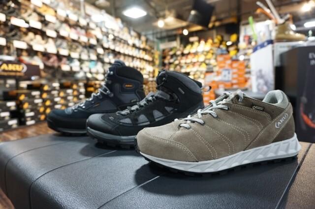 登山靴が変われば歩き方も変わる? ローカット・ミドルカット