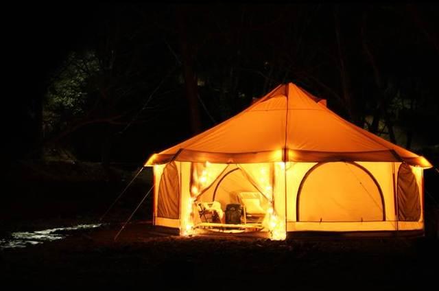 カマボコの次は「タケノコ」?DODの新テントがまたまた面白い!