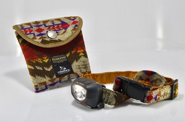 キャンパーに大人気のブランドが多機能ヘッドランプでコラボ!