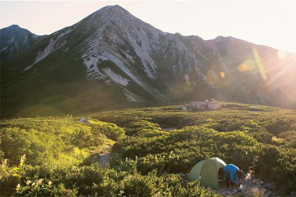 北アルプスを登るならココは外せない!表銀座の名物たち