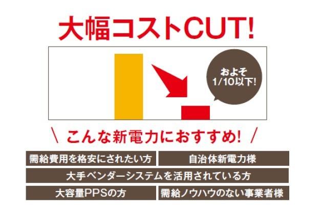 日本新電力総合研究所、新電力需給代行サービスを開始