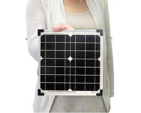 里山エネルギー、ソーラーパネルとバッテリーが一体化した「ナノ発電所SPS」発売