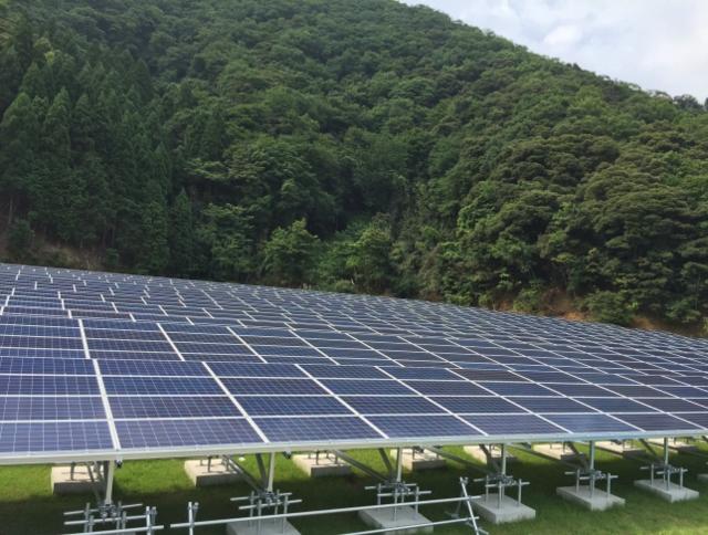 エコスタイル 福井県小浜市と協同での太陽光発電事業