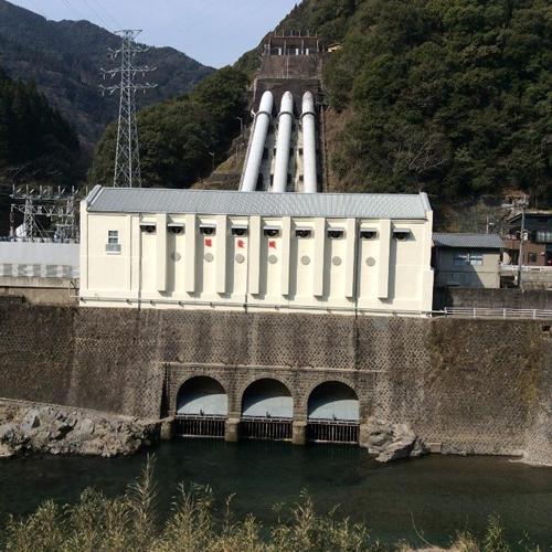 旭化成、宮崎県で同社の水力発電事所を大幅改修