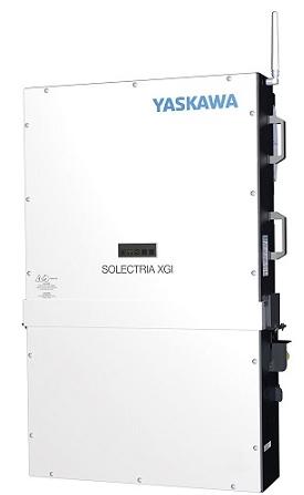 安川電機、太陽光発電用パワコンXGI1000-65kWを発売