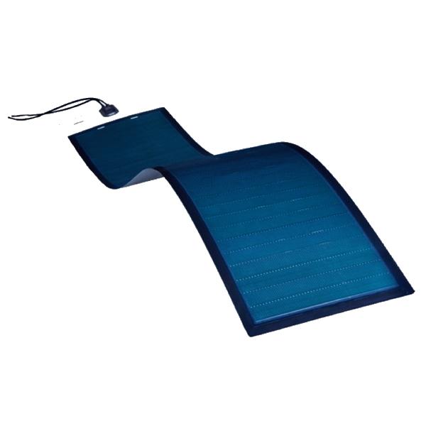 車の屋根に貼れる薄型ソーラーパネル発売
