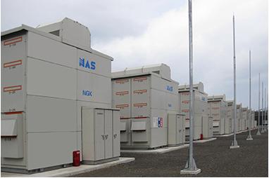 日本ガイシ、北海道初の蓄電池併設型風力発電所向けNAS電池が運用を開始
