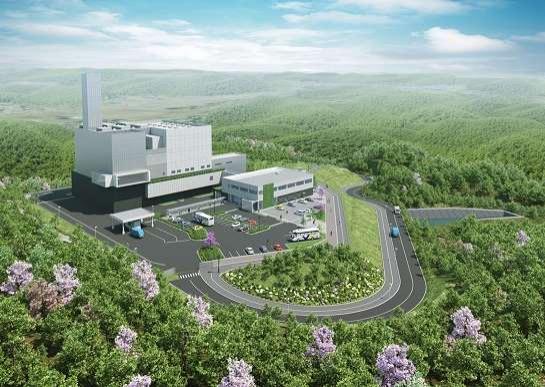 IHIなどが埼玉県でごみ焼却発電施設を建設