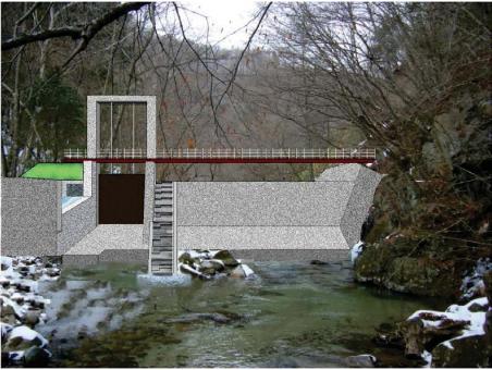 中部電力、長野県清内路(せいないじ)水力発電所の建設工事を開始