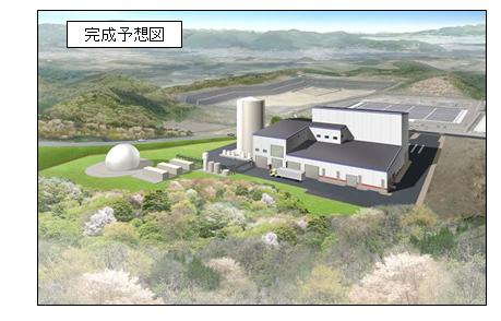 廃棄物系バイオマス発電事業に関する協定を締結