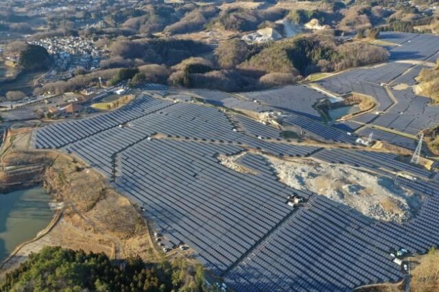 リソル、福島石川太陽光発電所の稼働を開始