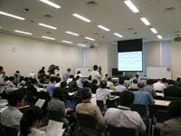 6月21日支援法成立から1年を機に開催した記者会見
