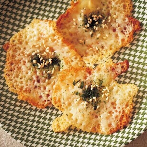 食感がたのしい「チーズのおつまみ」5選