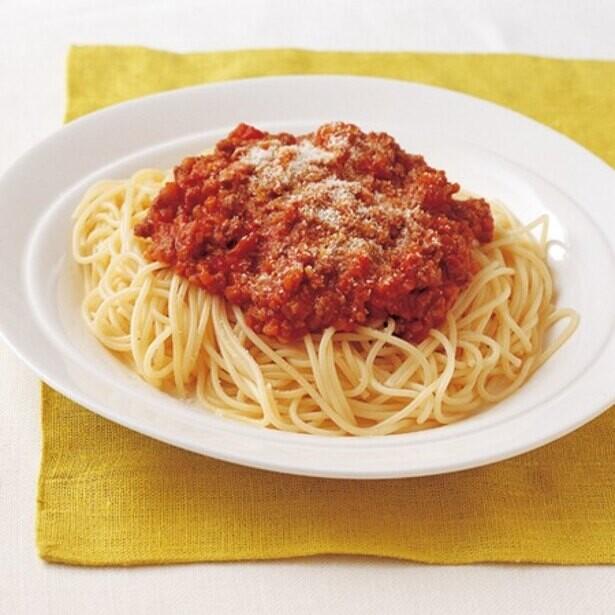 トマト缶で作る絶品ミートソースパスタ5選