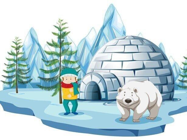 北極と南極、どちらが寒い?雑学クイズ(19)