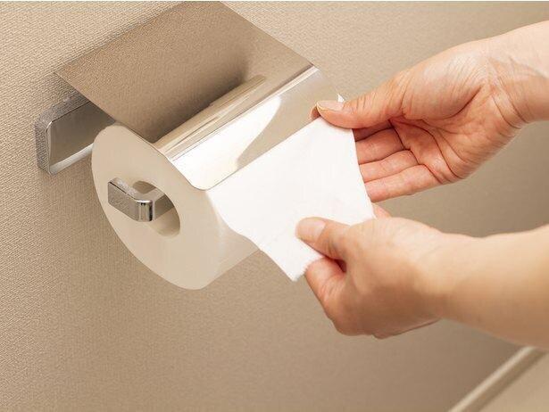 一人当たりのトイレットペーパー使用量が多い都道府県は