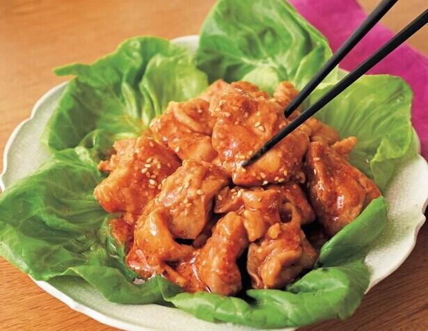 SNSで話題の料理家が韓国料理&魚のおかずをレンジで