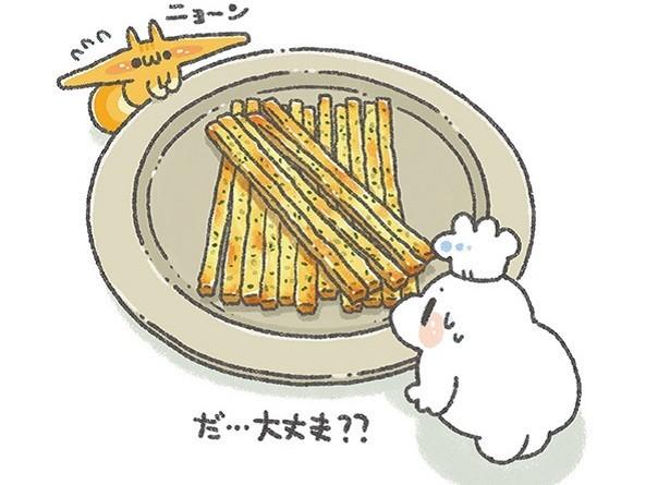 バジルとチーズが香っておつまみにもぴったり♪ 家にあるもので作れるヘルシー&簡単おやつ(5)【連載】