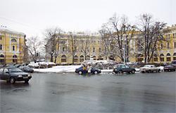 スターはここから誕生するといわれるロシア国立ワガノワ・バレエ・アカデミー