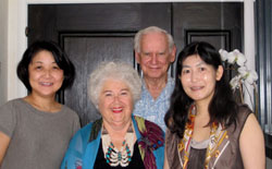 「奇跡のコース」を世に出したジュディス・スカッチ・ウィトソン夫妻と