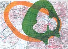 富山市都心環境環状帯と市電リング