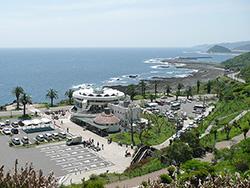 宮崎県・日南海岸/ Photo by Wikipedia