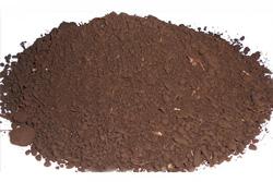 バイオ剤は見た目も香りも土そのもの