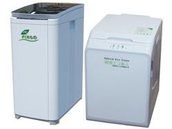 生ごみを1日でほぼゼロに消滅するという生ごみ処理機『環境すぐれもの』と『環境エコ美人』
