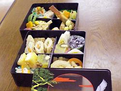 松本光司先生のおせち料理