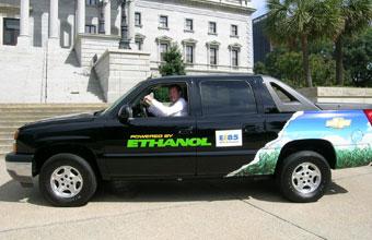 エタノール車