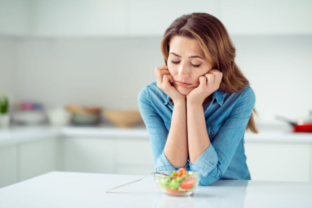 食べてないのに太るのはなぜ?痩せない人のNG行動3つ