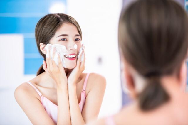 洗顔で肌トラブルを予防!今さら聞けない正しい泡立て方
