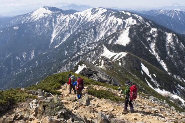 連休だからこそあの山が人気!?GWはどの山へ?  【中・上級編】