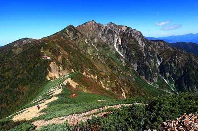 鹿島槍ヶ岳|南北にそびえる美しい双耳峰!おすすめの縦走登山コース