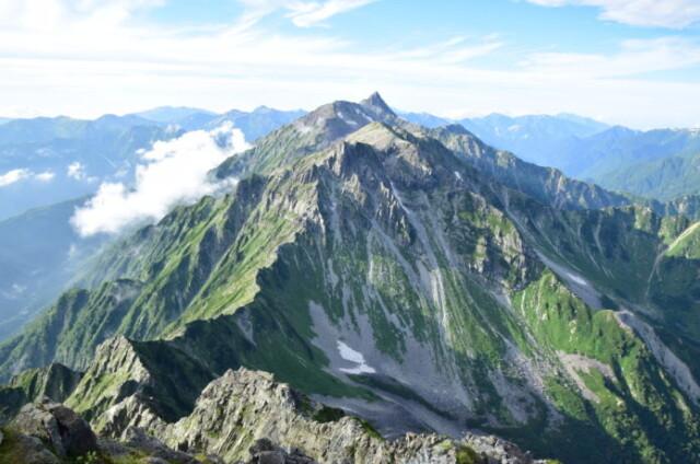 あなたが好きな絶景はどれ?今すぐ山に行きたくなる絶景の稜線7連発!