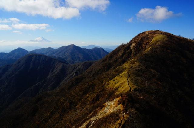蛭ヶ岳|つなげ方はあなた次第!神奈川県最高峰へ挑む4つの登山ルート