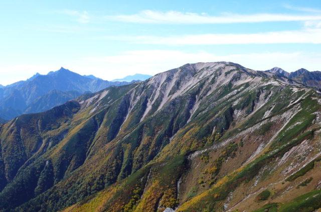 野口五郎岳 1泊2日で行ける裏銀座!魅力と登山プランを大公開